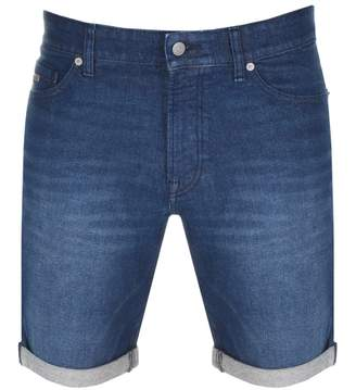 Boss Casual BOSS Casual Maine Shorts Blue