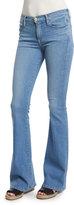 Frame Le High Flare-Leg Jeans, Sunnyspot