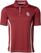 Antigua Men's Short-Sleeve Oklahoma Sooners Valor Polo Shirt