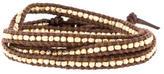 Chan Luu Nugget Wrap Bracelet