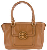 Tory Burch Leather Amanda Satchel