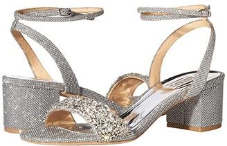 Badgley Mischka Jada (Silver) Women's Shoes