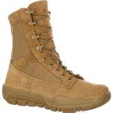 Rocky Tactical Boots Mens Lightweight Commercial 10 D Coyote RKC042