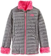 The North Face Reversible Mossbud Swirl Jacket, Little Girls (2-6X) & Big Girls (7-16)