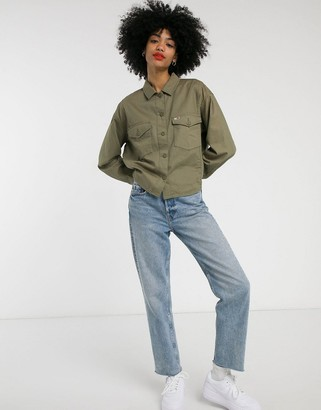 Tommy Jeans utility shirt