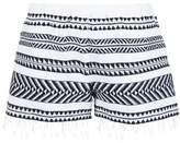 Lemlem 'Freya' embellished shorts