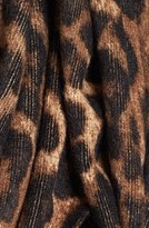 MICHAEL Michael Kors 'Rochelle' Animal Print Infinity Scarf
