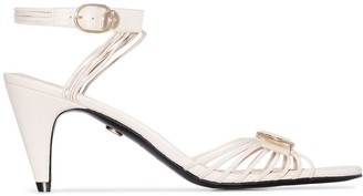 Charles Jourdan x Browns Marilyn 70mm sandals