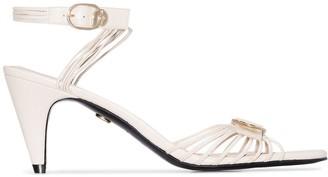 Charles Jourdan x Browns Marilyn 70mm sandals