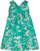 Kanz GREEN PASSION Summer dress multicolored