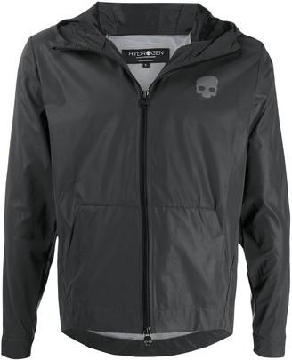 Hydrogen Hooded Technical Jacket
