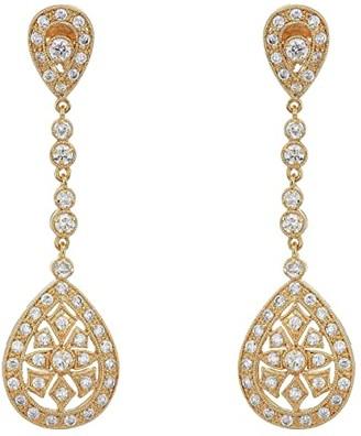 Vanessa Mooney The Heiress Earrings (Gold) Earring