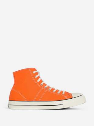 MEN'S BOLD MANDARIN LUCKY STAR FADED GLORY HIGH-TOP SNEAKERS