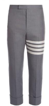 Thom Browne Striped Backstrap Trouser