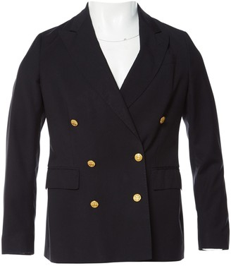 Brooks Brothers Navy Wool Jackets