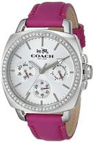 Coach Women's 14502086 Boyfriend Watch