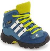 adidas 'Terrex Mid GTX' Waterproof Hiking Boot (Baby & Toddler)