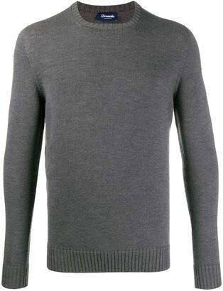 Drumohr fine knit jumper