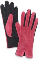 Apt. 9 Women's Suede Gloves