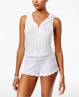 Betsey Johnson French Terry Bridal Romper