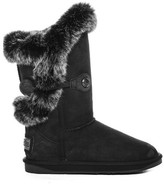Australia Luxe Collective Boots NORDIC ANGEL SHORT black