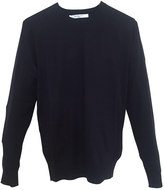 Givenchy Navy Cashmere Sweater Size Small