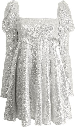macgraw Swifts sequin-embellished mini dress