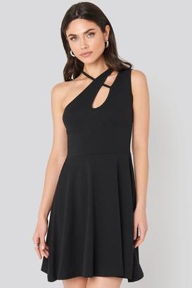 Trendyol Strap Detail Mini Dress