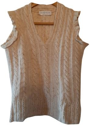 Fabiana Filippi Beige Wool Knitwear