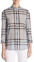 Burberry Sala Cotton Shirt