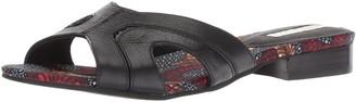 Kenneth Cole New York Women's Viveca Flat Slide Sandal