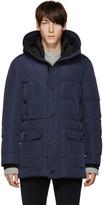 Mackage Blue Artem Down Jacket