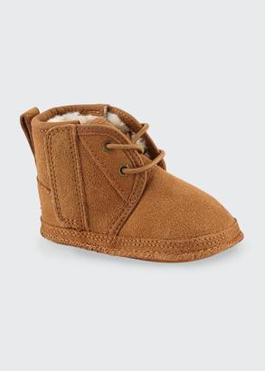 UGG Neumel Suede Boots, Baby/Kids