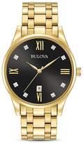 Bulova Diamonds Watch, 40mm