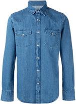 Tom Ford denim shirt - men - Cotton - 39