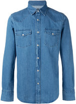 Tom Ford denim shirt - men - Cotton - 41