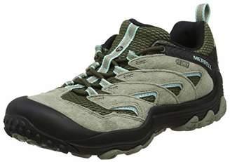 Merrell Women's Cham 7 Limit Waterproof Low Rise Hiking Boots,3.5 (36 EU)