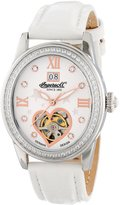 Ingersoll Women's IN5011WH Punca Analog Display Automatic Self Wind Watch