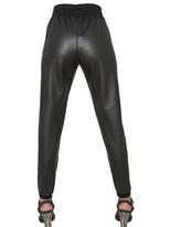 Damir Doma Coated Cotton Fleece Trousers