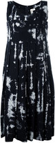 Comme des Garcons multiprint dress