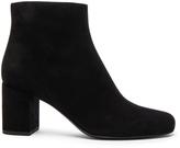 Saint Laurent Babies Suede Boots