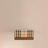 Burberry Horseferry Check Continental Wallet