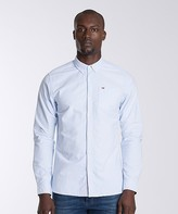 Tommy Hilfiger Basic Plain Long Sleeve Shirt