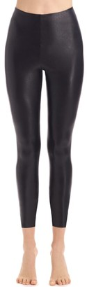 Commando Perfect Control Faux Leather 7/8 Leggings