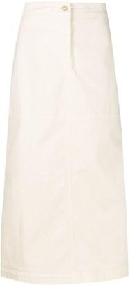 Pinko High-Waisted Skirt