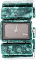 Nixon Women's Vega A7261054 Plastic Quartz Watch