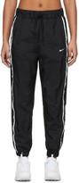 Nike Black Woven Piping Lounge Pants