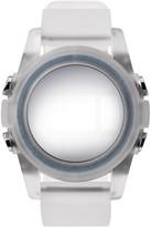 Nixon Men's Unit Translucent Digital Silicone Watch