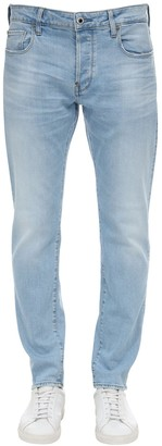 G Star 3301 Slim Stretch Cotton Denim Jeans