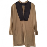 Celine Tunic in two materials